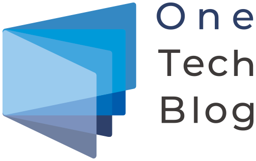One Tech Blog